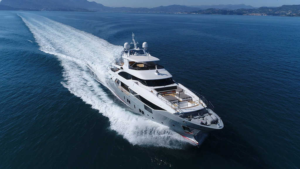 BENETTI AT VERSILIA YACHTING RENDEZ-VOUS 2018