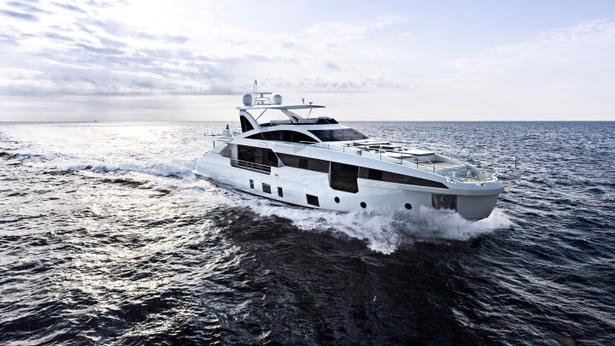 New details of Azimut Grande 32 Metri superyacht revealed