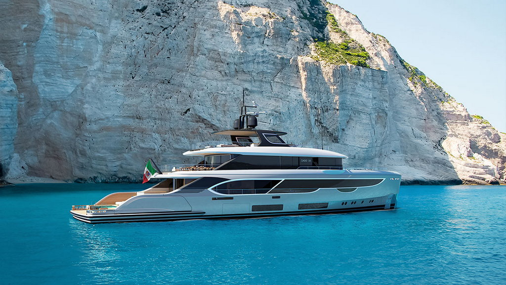 BENETTI UNVEILS THE SHIPYARD'S NEW PRODUCTS AT THE CANNES YACHTING FESTIVAL 2018