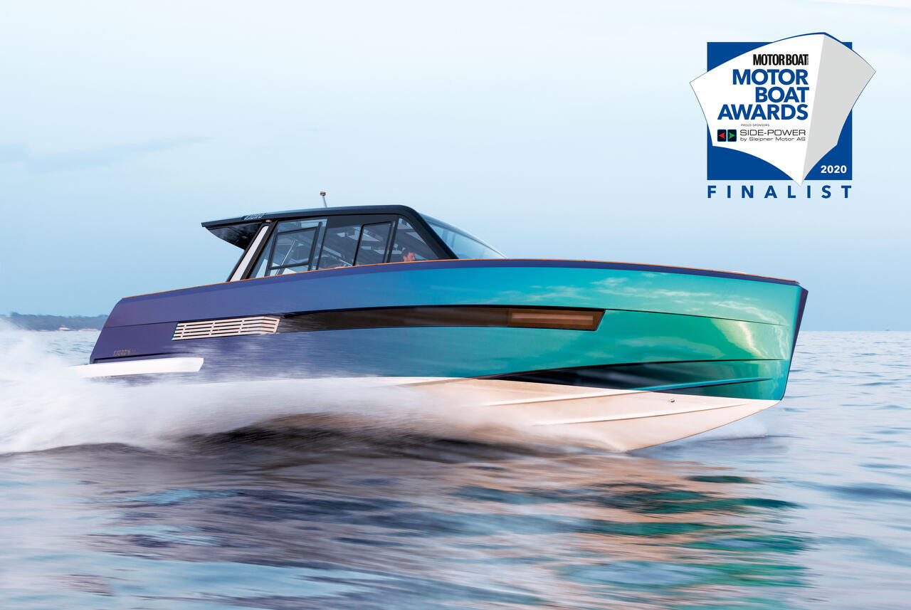 Fjord 44 coupé and Sealine C390 nominated for the 2020 Motor Boat of the Year Awards